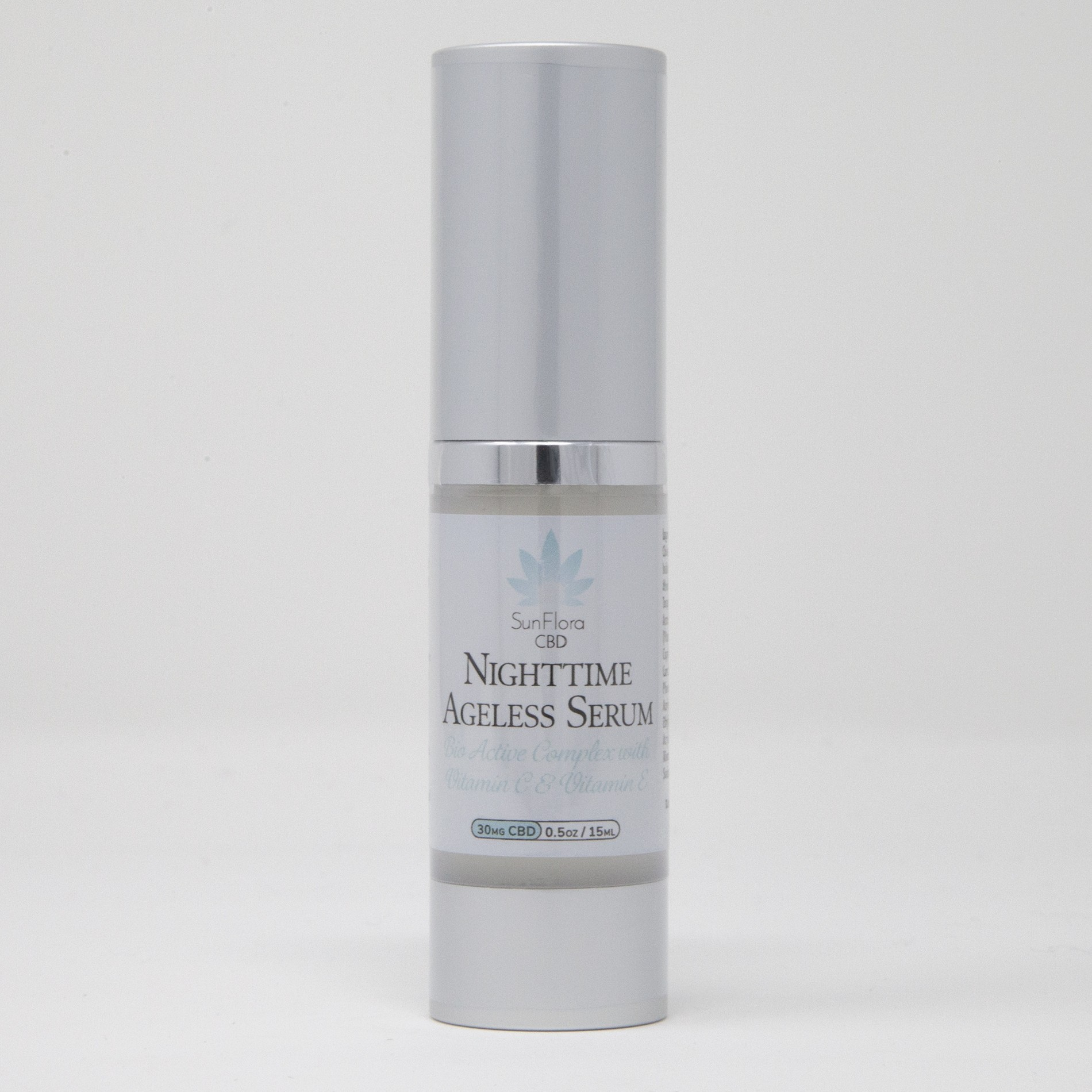 CBD Nighttime Face Serum